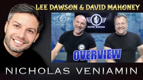 Lee Dawson & David Mahoney Discusses Overview with Nicholas Veniamin