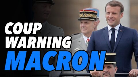 French ex-Generals warn Macron, coup and civil war looms