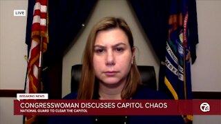Interview with Congresswoman Elissa Slotkin