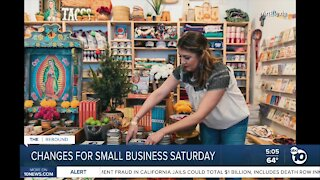 Mom and pops make online push for Small Business Saturday