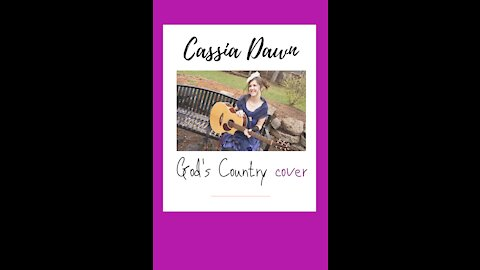 God's Country Cover