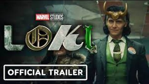 LOKI UPCOMING MOVIE OFFICIAL trailer(HD) 2021