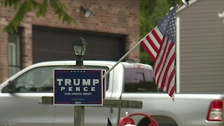 North Royalton Trump supporters receive unwelcome letters regarding yard signs
