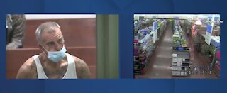 New information about man police say set fires at Walmart locations