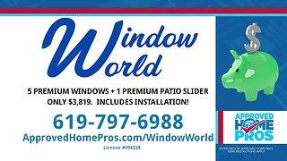 Approved Home Pros: Window World