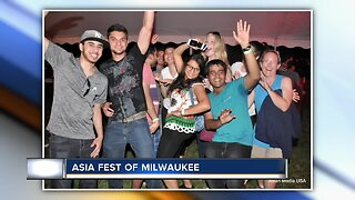 Asia Fest of Milwaukee starts this Friday