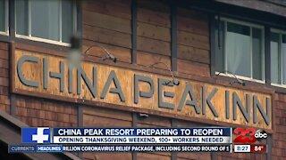 China Peak Resort preparing to reopen Thanksgiving weekend