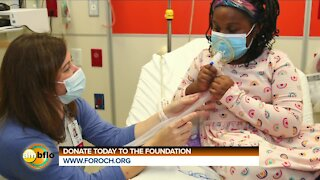 Support the Children's Hospital of Buffalo Foundation