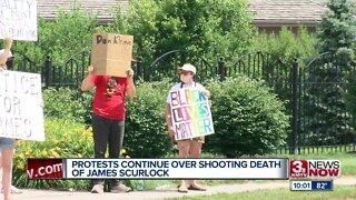 Scurlock Protests Continue