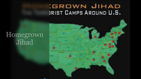 Homegrown Jihad: The Terrorist Camps Throughout the U.S.