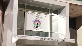 Lansing city council receives threat