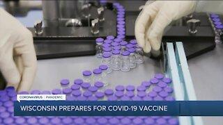 Wisconsin prepares for COVID-19 vaccine