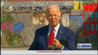 Biden on GOP Governors Challenging Vaccine Mandates: 'Have At It'