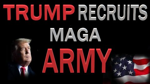 Trump Vs. GOP   DJT New Army of MAGA Politicians   Plan To Primary GOP & Declares War   McConnell