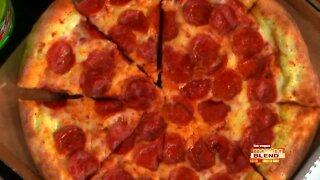 Epic Stuffed Crust Pizza