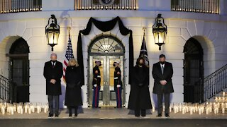 White House Honors 500K Americans Who Died From COVID