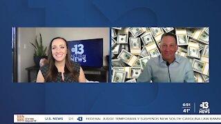 Financial analyst Steve Budin talks refinancing