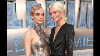 Cara and Poppy Delevingne put $3.75m home on market