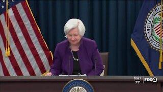 Biden may choose Yellen as Treasury Secretary