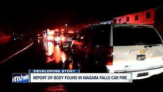 Reports of child falling from 2nd story window in Niagara Falls