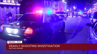 Milwaukee police investigate two deadly shootings