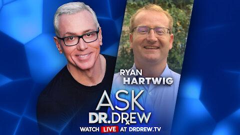 Facebook Whistleblower Ryan Hartwig Exposes Big Tech Bias LIVE – Ask Dr. Drew