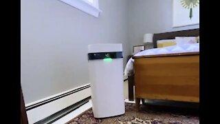 Can an air purifier help kill COVID-19 particles?