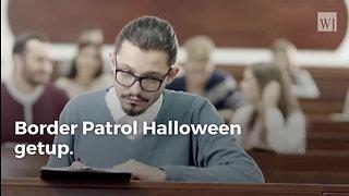 Border Patrol Halloween Costume Sparks Leftist Outrage