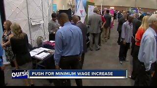 Idaho group hopes to increase minimum wage by initiative