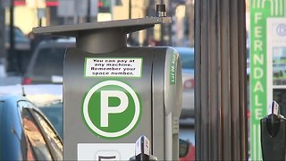 Ferndale considering doubling parking rates