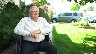 Full interview: Elderly man assaulted by Idaho Springs Police explains what happened