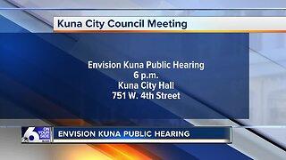 Envision Kuna Public Hearing