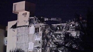 1 Dead In Miami-Area Condo Building Collapse