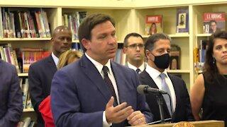 Gov. Ron DeSantis signs education bills, announces special election for U.S. House 20