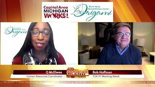 Capital Area Michigan Works   Origami Brain Injury Rehabilitation Center - 1/29/21