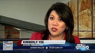 State treasurer promotes financial literacy