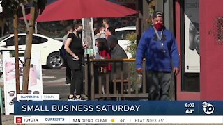 San Diego businesses push to shop local for Small Business Saturday
