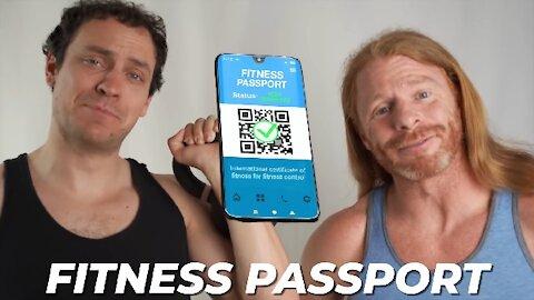 Obowiązkowy Paszport Fitnessowy - albo zostaniesz wykluczony z życia społecznego.