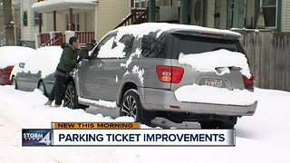 Parking Profits: Winter parking citations issued on S. 15th Street see a drastic dip