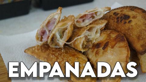 Dominican Style Pastelitos (Empanadas)