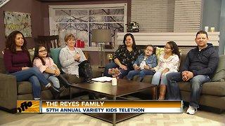 57th Annual Variety Kids Telethon