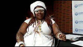 SOUTH AFRICA - Pretoria - Dr Bongiwe Mcata Celebrates Africa Day (Video) (WSv)