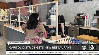 Capitol District gets new restaurant