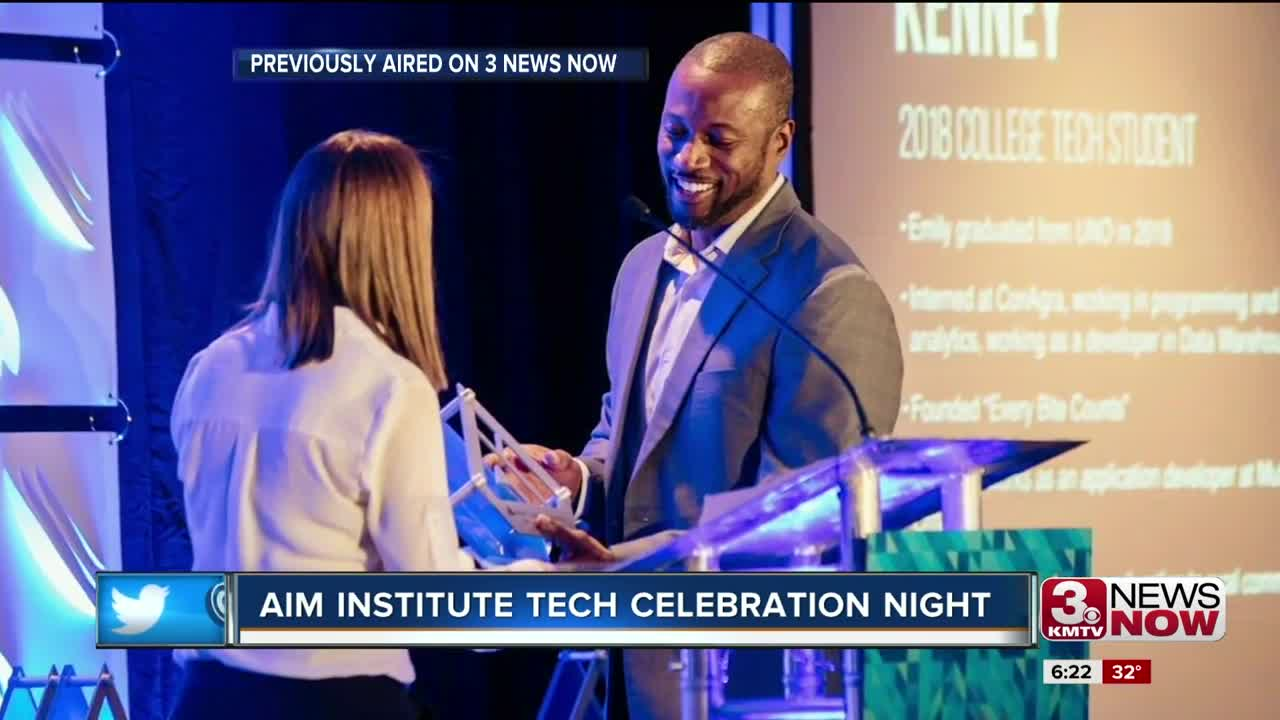 AIM Institute celebration night