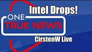 Intel Drops! #1 on Amazon. CirstenW Live. B2T Show, Jun 14, 2021 (IS)