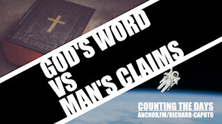 GOD's Word vs Man's Claims