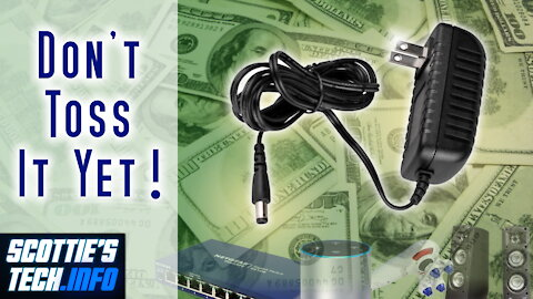 Save money & your gizmo with a new Power Brick
