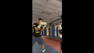 @chuckybarrera1 working with coach al