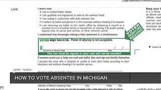 Absentee ballot voting 101: What you should know 3 weeks before Election Day