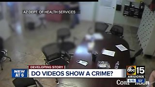 Videos of possible abuse of migrant children being reviewed